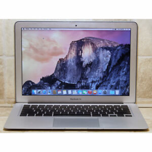 "Apple Macbook Air A1369 Core2 Duo 2G RAM 128GB SSD 13.3"" Webcam"