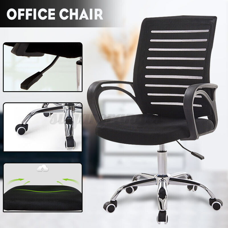 Executive Swivel Ergonomic Mesh Office Chair High Back Computer Desk Chair