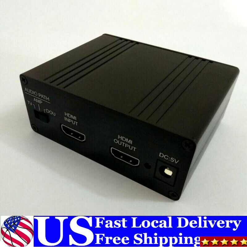 HDMI/MHL to IIS I2S HDMI IIS I2S Extract Audio I2S/DSD/Optical/Coaxial USA