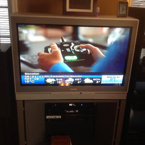 Toshiba 34 inch flat screen HD