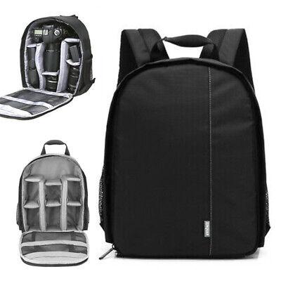 Outdoor DSLR Digital Camera Video Backpack Waterproof Breathable Camera Bag Y5R0 Digital Video Camera Bag