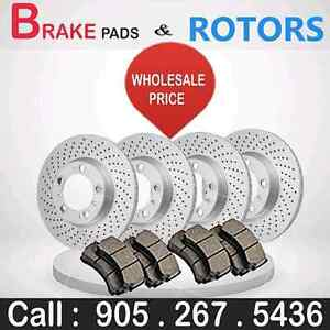 Rotors/BrakePads/BrakeKits @ WholeSale Prices  - Contact AUTOM!!