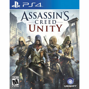 Assassin's Creed Unity $20 OBO PS4 Edmonton Edmonton Area image 1