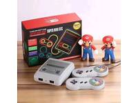 SUPER NINTENDO SNES BRAND NEW