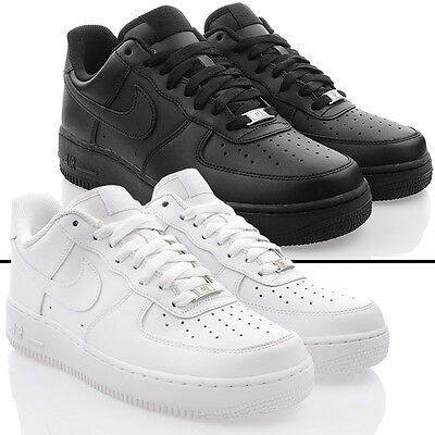 Neu Schuhe NIKE AIR FORCE 1 Herren Exclusive Low Sneaker Turnschuhe ORIGINAL