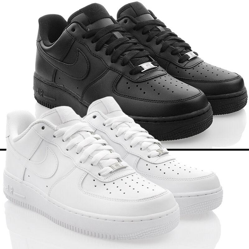 Details zu Neu Schuhe NIKE AIR FORCE 1 Herren Exclusive Low Sneaker Turnschuhe ORIGINAL