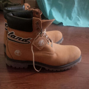 special edition timberlands BRAND NEW.. SIZE 11.5