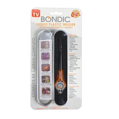 Bondic  As Seen on TV  Medium Strength  Liquid Plastic Welder Kit  4 gm