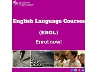 English Language Courses / GEL / ESOL / IELTS Preperation