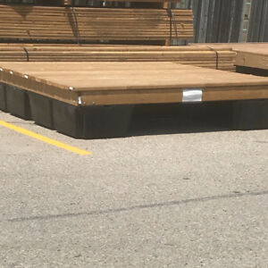 FLOATING DOCKS AND SWIM RAFTS FOR SALE