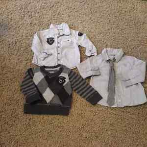 Mexx infant boys clothes - size 6-9 months