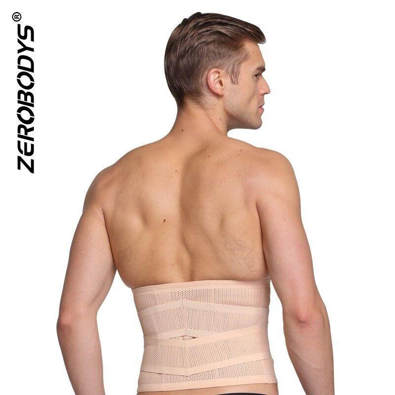 bbf1fcb154 Adjustable Waist Cincher - Body Shaper Men Women - Slimming Belt Waist  Trainer