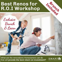 The Best Renos for R.O.I