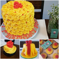 Custom Cakes, Cupcakes, Cookies and much more!!
