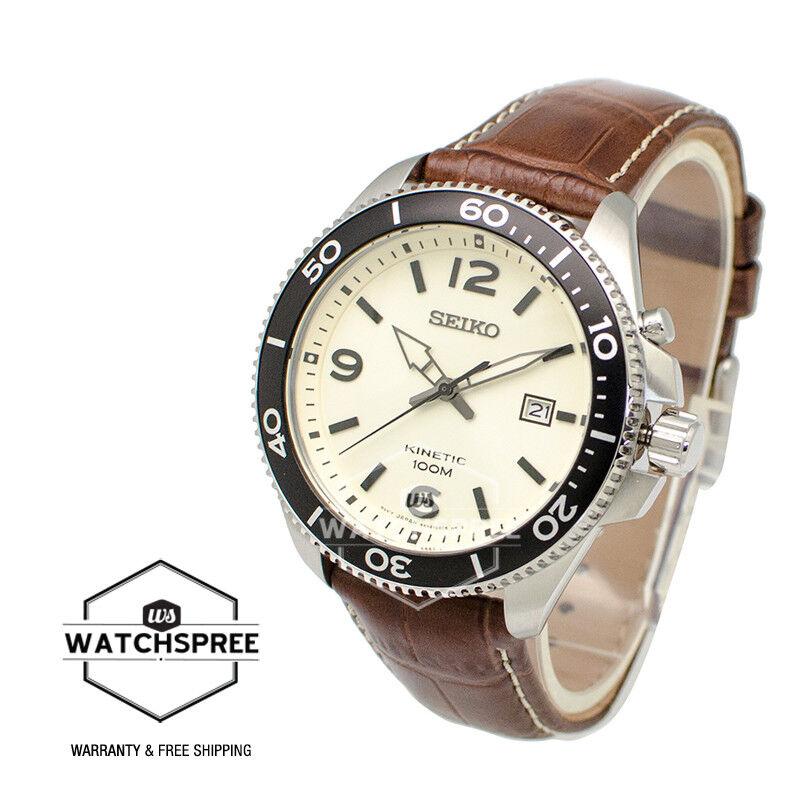 Seiko Kinetic Watch SKA749P1