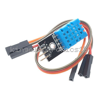 1pcs Dht11 Temperature And Relative Humidity Sensor Module For Arduino