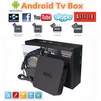 Special Deal on Quad Core Android tv Box - FREE TV