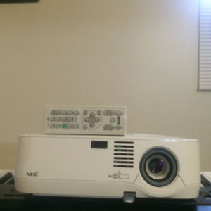 NEC LCD projector