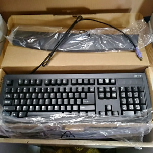 ACER keyboard. Unused. $10