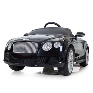 Licensed Bentley Double Motors Remote Control kids ride on car