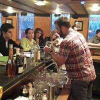 Are you looking for a great bartending job and be certified?
