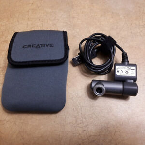 Creative compact webcam