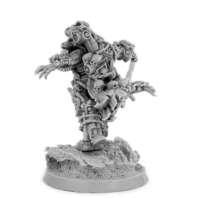 как выглядит 28mm-scale IMPERIAL WOLFEN LORD фото
