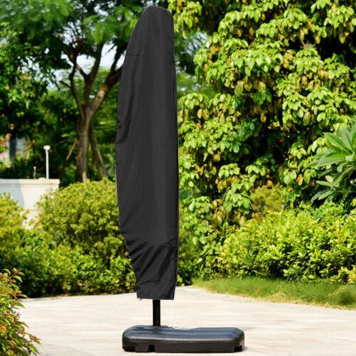 Imperméable Housse Bâche de Parasol Parapluie Couverture Protege Jardin Terrasse
