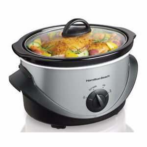 Brand New four-quart Slow Cooker-great for gifting