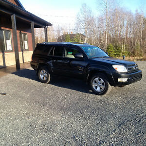 2004 Toyota 4Runner Limited SUV 4x4