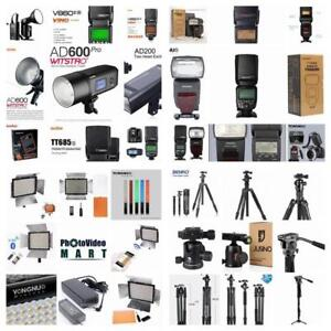 Many Photographic and video accessories at www.photovideomart.com at affordable prices