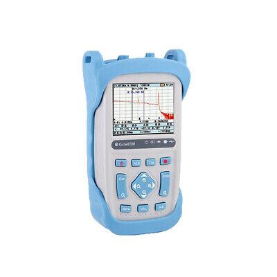T300 Handheld 120km Optical Time Domain Reflectometer Fiber Tester 13101550nm