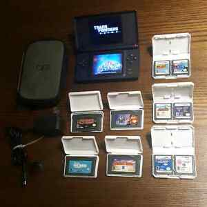 AWESOME NINTENDO DS LITE PACKAGE / SUPER ENSEMBLE NINTENDO DS