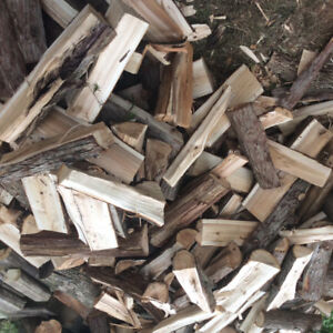 FIREWOOD FOR SALE  / I'll load it up -- 289 688 7182