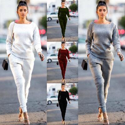 US New Women Jumpsuit Bodycon Ladies Evening Party Playsuit Tops Blouse Trousers