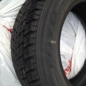4 Toyo Observe G-02 Plus winter tires P195/65/R15""