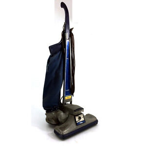 Vintage Kirby Vacuum Cleaner Works Upright Tradition 3CB Blue