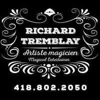 Richard Tremblay | Artiste Magicien | 418-802-2050