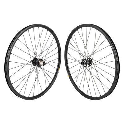 Mavic XM424 Rims 27.5 650b Mountain Bike MTB Wheelset 6B Hubs 15mm Ft 12 x 142mm