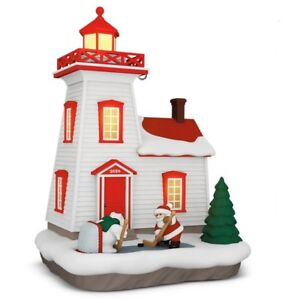 hallmark 2018 holiday lighthouse series ornament 7 day sale