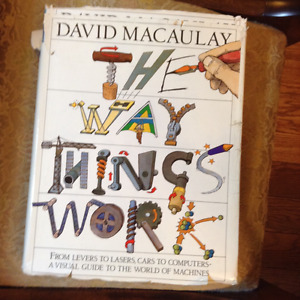 """""""THE WAY THINGS WORK"""" BOOK IS INSTRUCTIVE"""