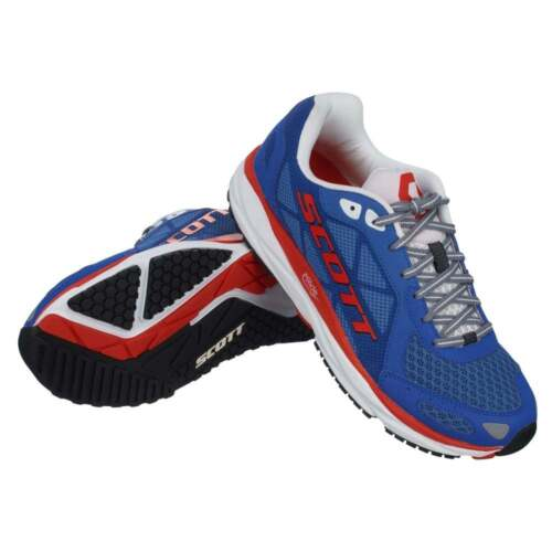 Details about Scott Palani Trainer Blue/Red Mens