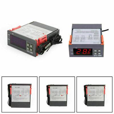 12v24v110v220v Stc-1000 Digital Temperature Controller Thermostat Wntc