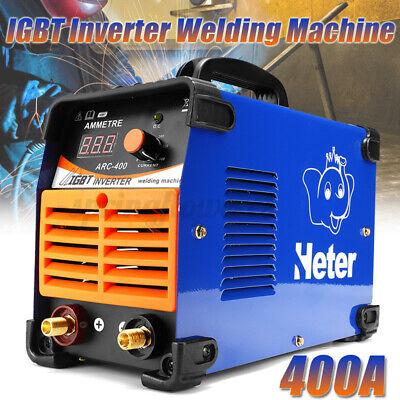 Arc-400 220v Digital Electric Welding Machine Mma Arc Igbt Inverter Stick Welder