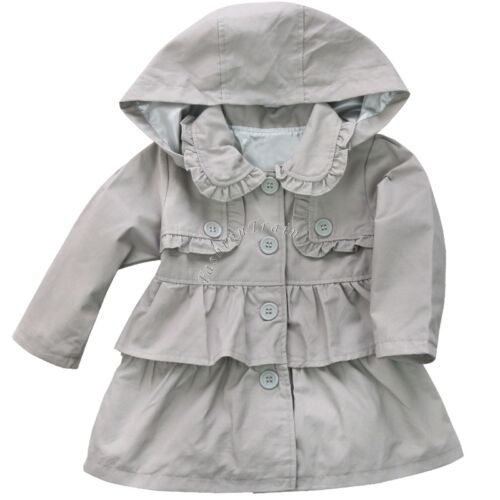 Fashion New Childrens Trench Coats Halloween Costume Trench Coat For Boys And Girls Kids Blazer Coat Toddler Outwear White Trench Coats Trench Coat
