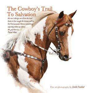 Free Book - The Cowboy's Trail to Salvation