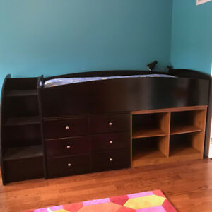 Twin Loft Bed - Ashley