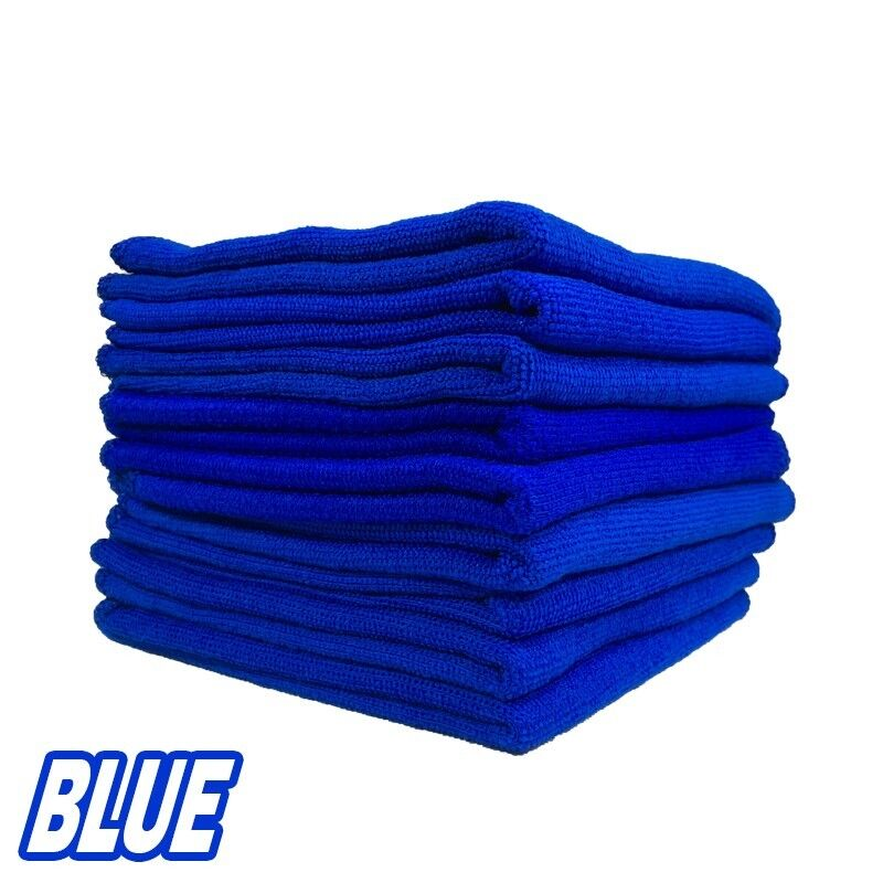 Owner 50 Pack Microfiber Cleaning Cloth No-Scratch Rag Car Polishing Detailing Towel
