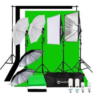 BRAND NEW/ FOR SALE - CanadianStudio Photography Studio Kit