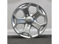 "18"" Ford Transit St Style (Silver) Alloy Wheels and Tyres. (5x160) Suits most Transit models"